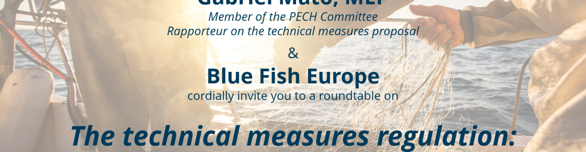 Technical measures regulation: what future for the regionalization of fisheries in Europe?